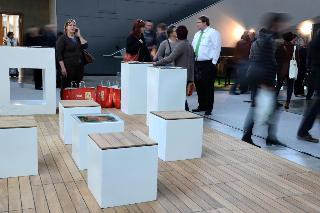 SmartSEAT Gartenmöbel - Holzterrassen Bilder