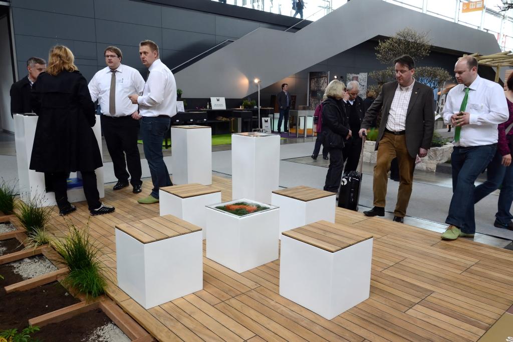 SmartSEAT Gartenmöbel   Holzterrassen Bilder