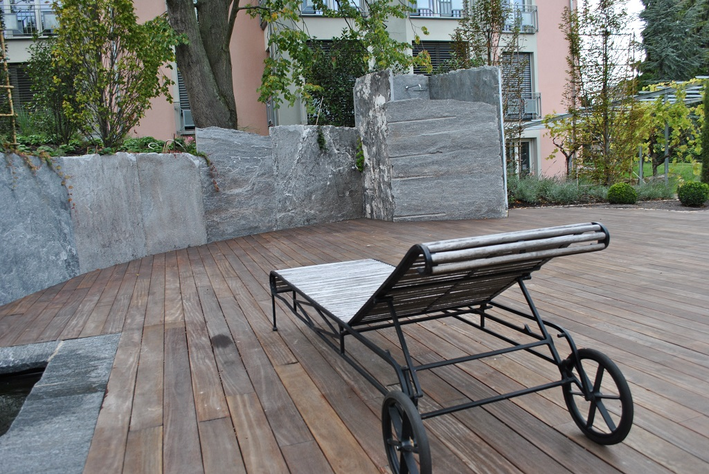 holzterrasse ipe dachterrasse mallorca holzterrassen bilder. Black Bedroom Furniture Sets. Home Design Ideas